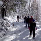 Recreation-Snowshoe Hiking
